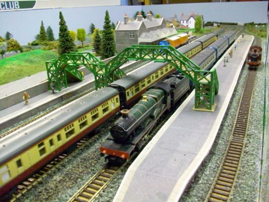 BRMRC - Club and Members' Layouts