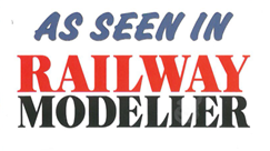 As seen in Railway Modeller